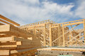 House Building Construction Stock Image - 24616661