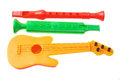 Toy Musical Instruments Stock Photography - 24632562