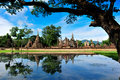 Wat Mahathat In Sukhothai Historical Park Stock Images - 24644714