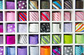 Colorful Tie Collection Royalty Free Stock Photos - 24646558