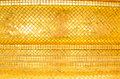 Surface Of Golden Pagoda In Temple At Thailand. Royalty Free Stock Photos - 24654468
