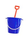 Bucket And Spade Stock Images - 24675834