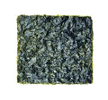 Top View Seaweed On The White Background Stock Image - 24677251