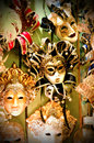 Colorful Venetian Carnival Masks Royalty Free Stock Images - 24679889