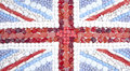 Union Flag Candy Royalty Free Stock Photography - 24680227