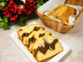 Marble Cake Royalty Free Stock Images - 24682439