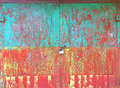 Old Metal Colorful Rusty Grunge Background Royalty Free Stock Photography - 24684177