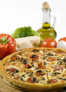 Italian Pizza Royalty Free Stock Images - 2478399