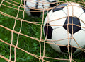Soccer Practice Royalty Free Stock Images - 24718709