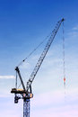 Crane Royalty Free Stock Images - 24720919