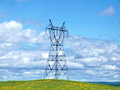 Power Tower Royalty Free Stock Image - 24722296