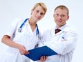 Clinicians Royalty Free Stock Image - 24738366