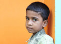 Indian Cute Boy Stock Image - 24740991