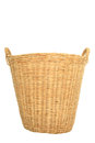 Thai Wicker Basket Made By Rattan Stock Photos - 24749943
