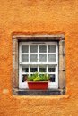 Old Tiny Windows In 6th Century Cottage Royalty Free Stock Photo - 24763015