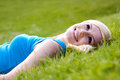 Daydreaming Blond. Royalty Free Stock Photo - 24778275