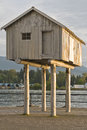 House On Stilts Royalty Free Stock Images - 24779589
