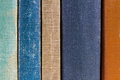 Old Book Spines Stock Image - 24798381