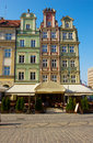 Market Square In Old Town Of Wroclaw Stock Images - 24800434