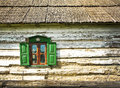 Old Window With Shutters Stock Photography - 24808082