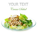 Salad Caesar Royalty Free Stock Image - 24814376