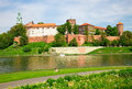Wawel - Royal Castle In Cracow Stock Image - 24820081