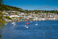 Dartmouth Town On The River Dart Stock Images - 24821294
