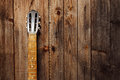 Guitar Neck Royalty Free Stock Images - 24844879