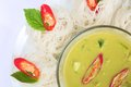 Thai Chicken Curry Stock Images - 24879314