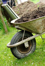Hand Barrow Stock Photography - 24880602