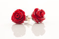 Red Rose Jewelry Stock Photos - 24891813