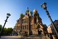 Spas-na-krovi Cathedral In St.Petersburg Royalty Free Stock Photos - 24897118