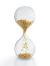 Hourglass Royalty Free Stock Image - 24897386