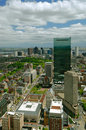 Boston From Above Stock Photos - 2490833