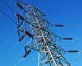 Electrical Tower Stock Photography - 24904682