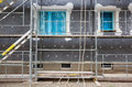 Scaffolding On Building Stock Images - 24909144