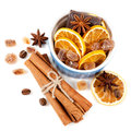 Sweets And Spices Stock Photo - 24915280