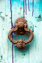 Door Knocker Royalty Free Stock Photography - 24917657