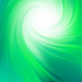 Green Smooth Twist Light Lines. EPS 8 Stock Photos - 24925213