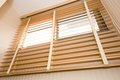 Wood Blinds Royalty Free Stock Photos - 24934568