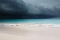 Tropical Storm Is Coming Stock Photo - 24939910