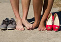 Married Feet Royalty Free Stock Photography - 24941517