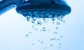 Shower Head With Droplet Water Royalty Free Stock Photo - 24975515