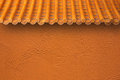 Roof And Wall Royalty Free Stock Image - 24989766