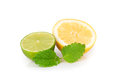 Lemon And Lime Royalty Free Stock Images - 24990969