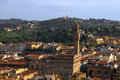Florence Aerial, Italy Stock Image - 24999381