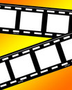 Film Strips 3 Royalty Free Stock Photo - 2502735