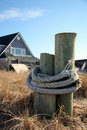 Posts On Beach Stock Images - 2504054
