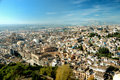 Stunning View At Old City Royalty Free Stock Photo - 2505545
