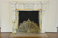 Old Ornate Fireplace Stock Photos - 25000573